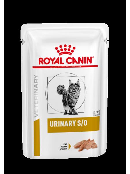 Urinary S/O (пауч, с курицей ) 100гр.