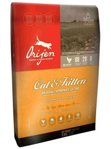 ORIJEN CAT & KITTEN ( 2.27 кг.)