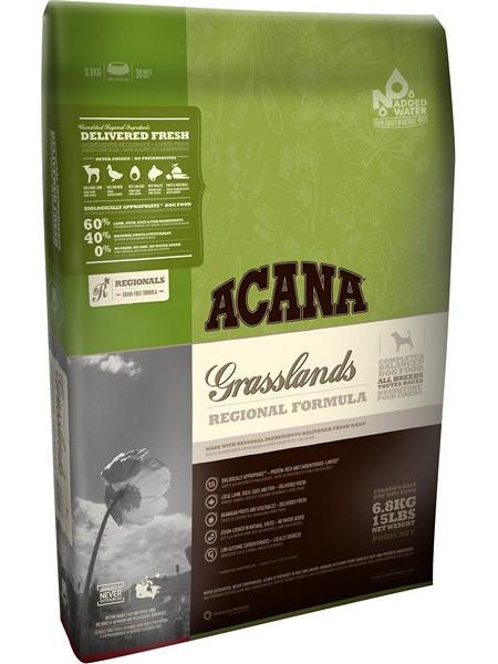 ACANA GRASSLANDS DOG ( 6.8 кг.)