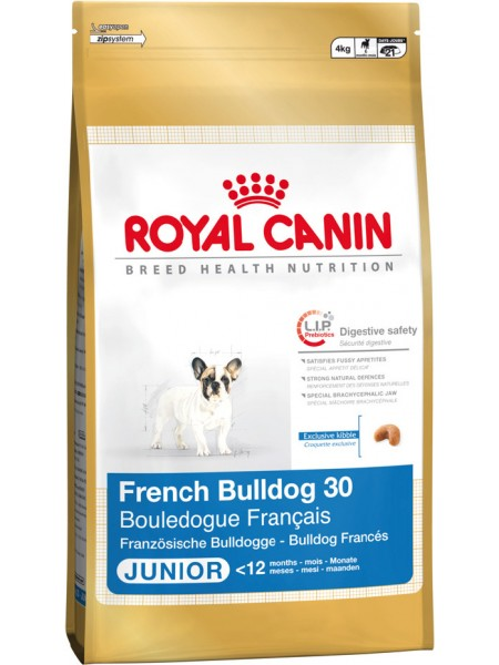 French Bulldog Junior (10кг.)
