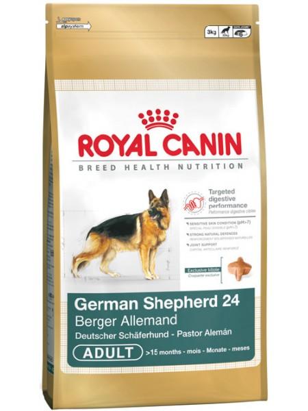 German Shepherd (12кг.)