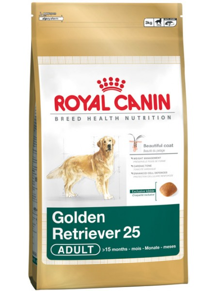 Golden Retriever (12кг.)