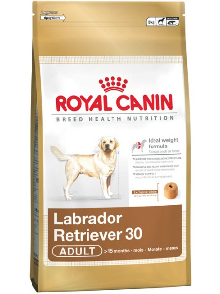 Labrador Retriever (12кг.)