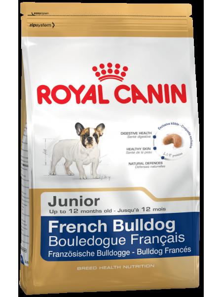 French Bulldog Junior (10кг.)