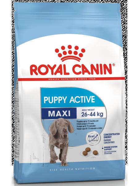 Maxi Puppy  Active(15кг.)