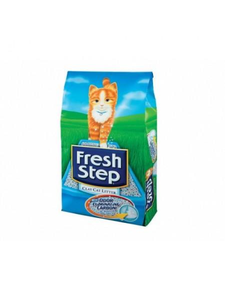 Наполнитель «FreshStep Clay» 3.17 кг.