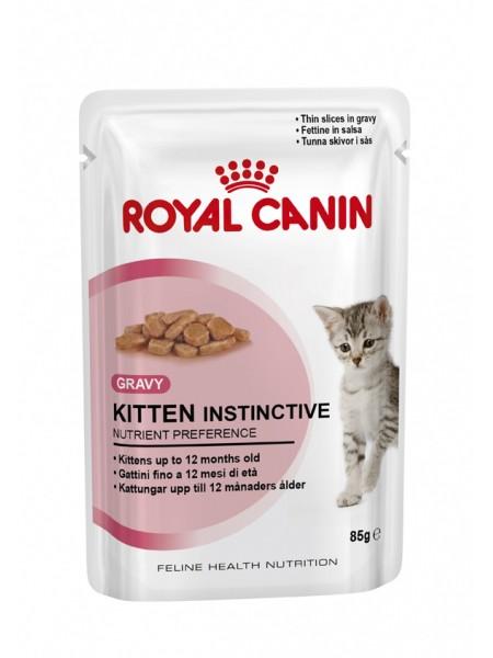 Kitten Instinctive (в соусе) 85гр.